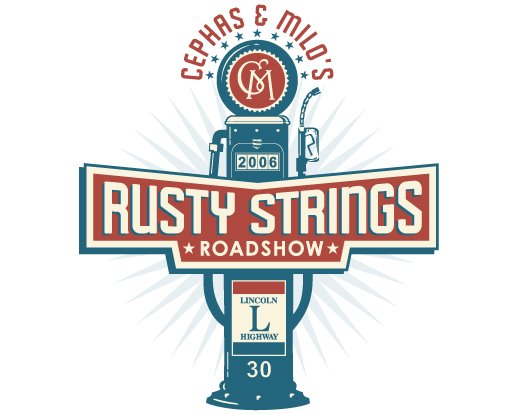 Cephas & Milo's Rusty Strings Roadshow